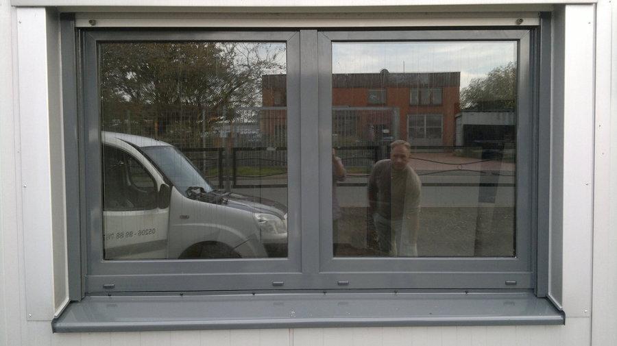 Kunststofffenster lackieren  trend-neu - Fensterrahmen mit Folie bekleben