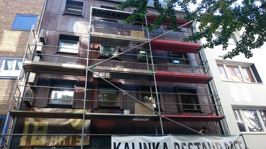 Berühmt trend-neu - Fensterrahmen mit Folie bekleben ZE57